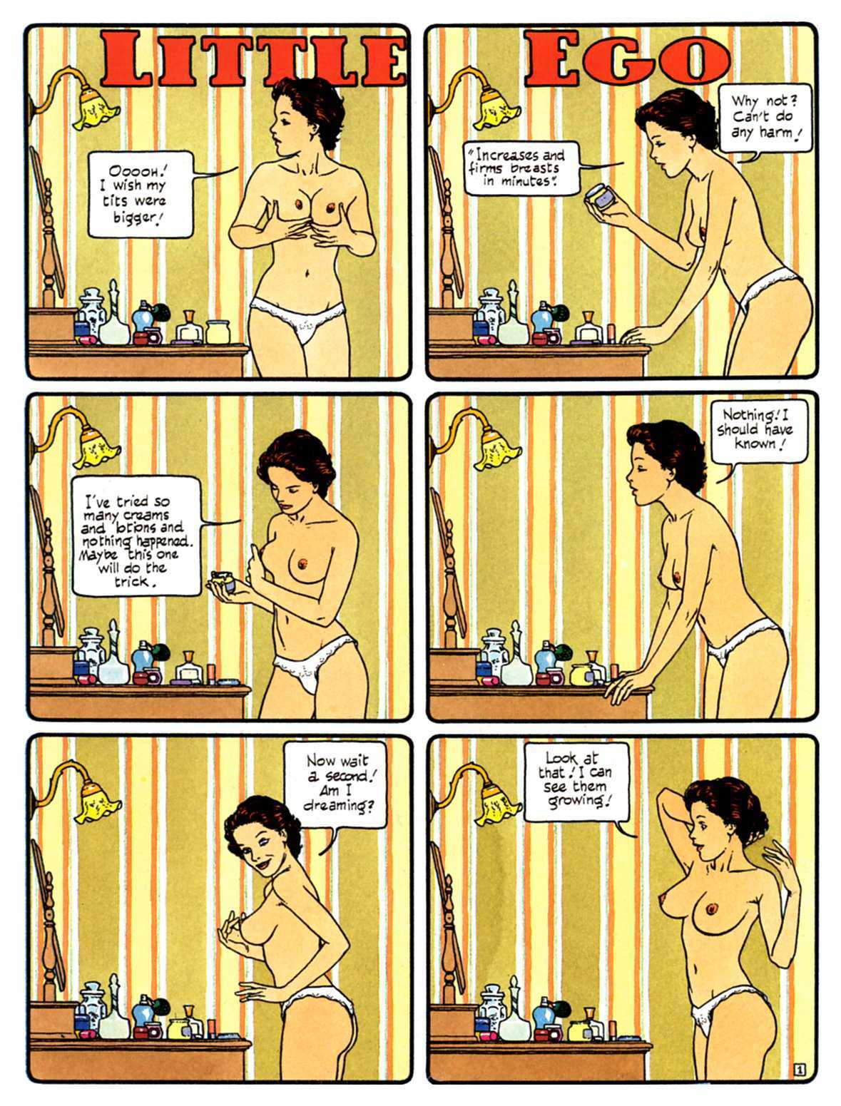 Little Ego13 free sex comic