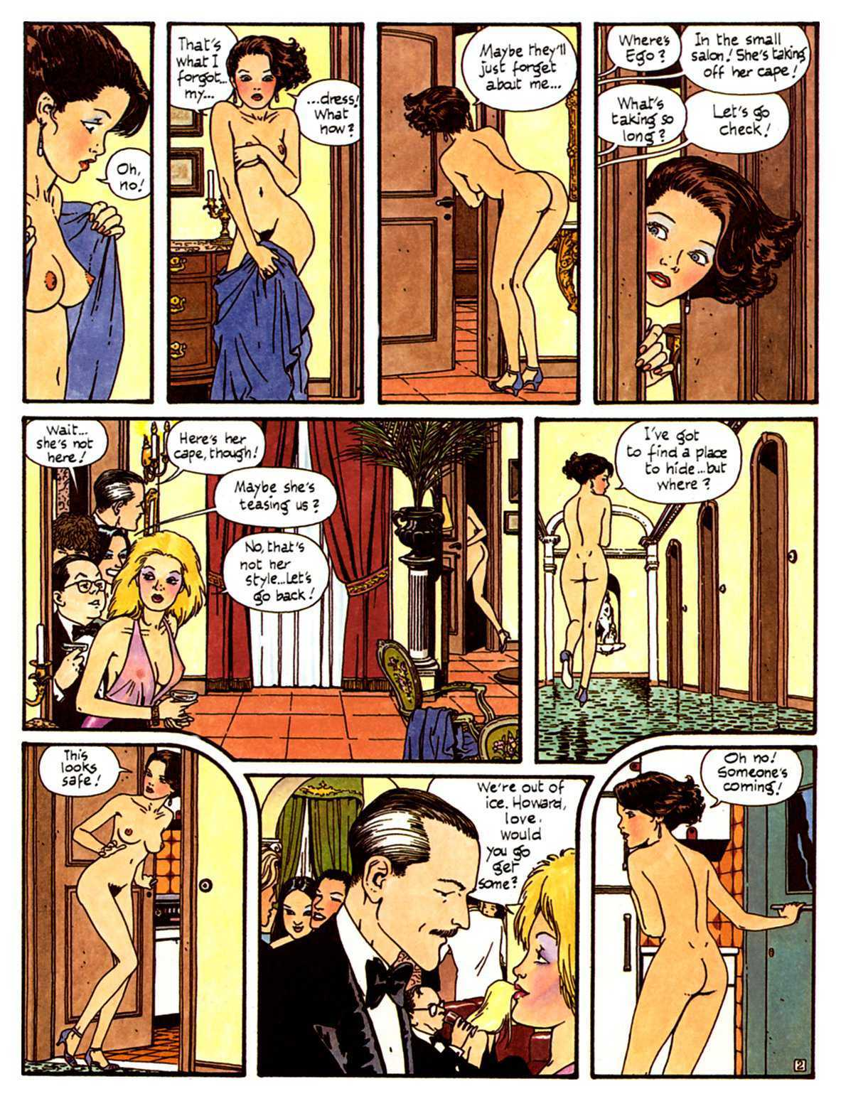 Little Ego16 free sex comic