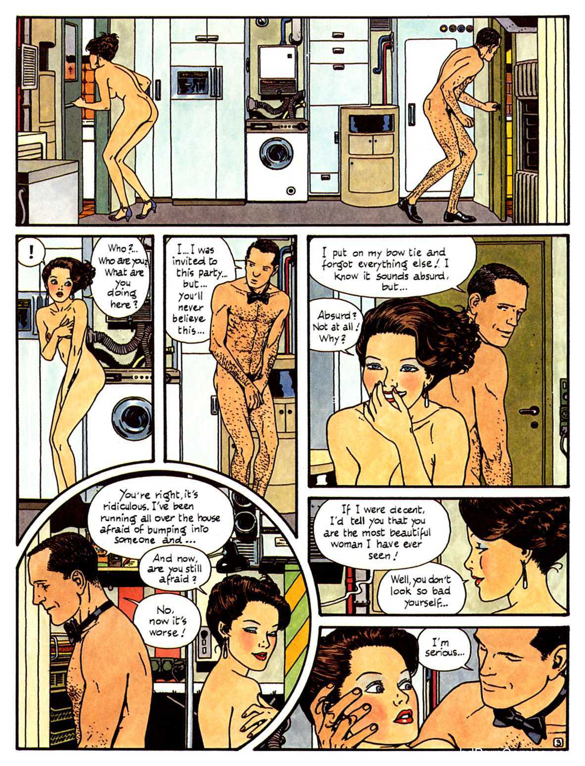 Little Ego17 free sex comic