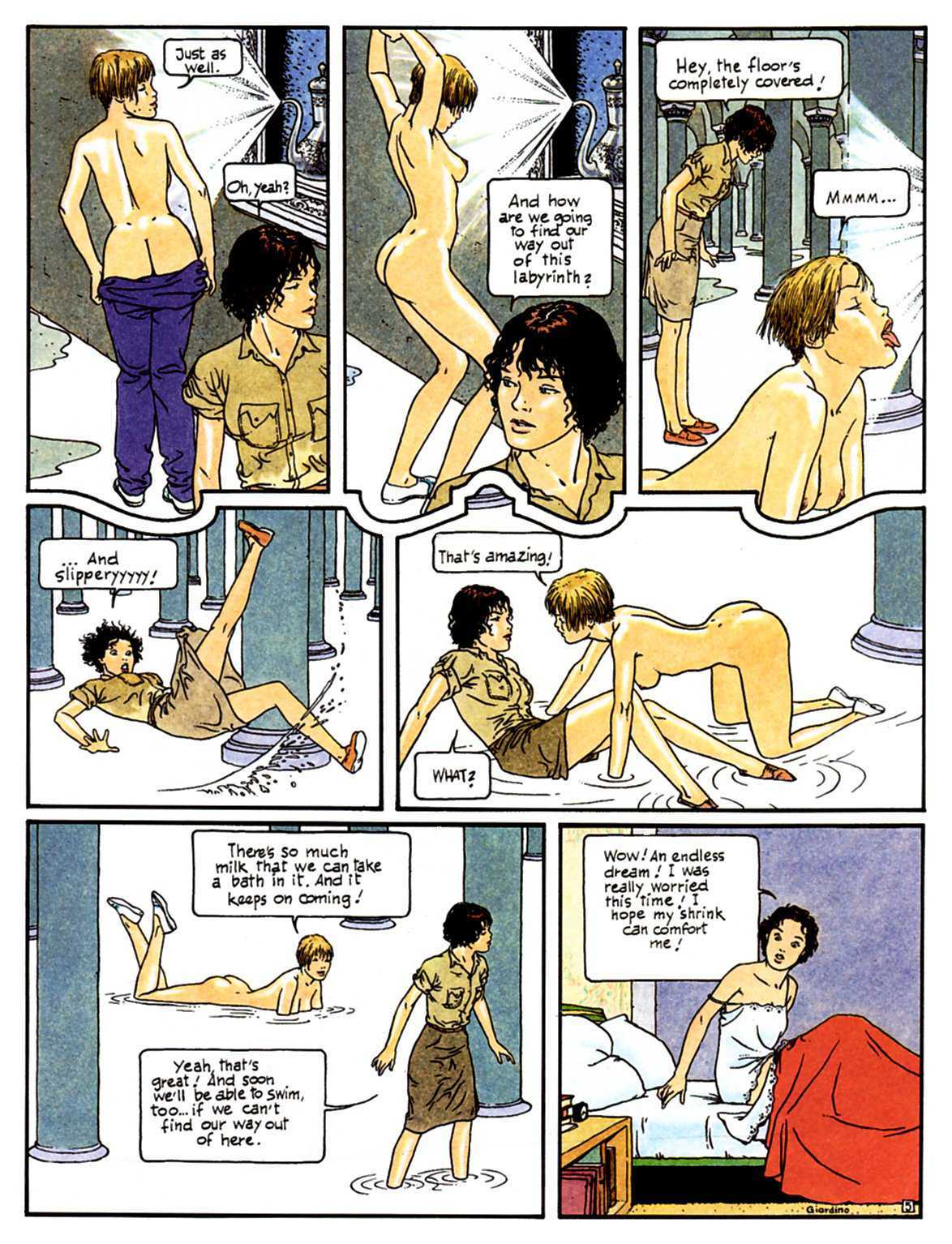 Little Ego27 free sex comic