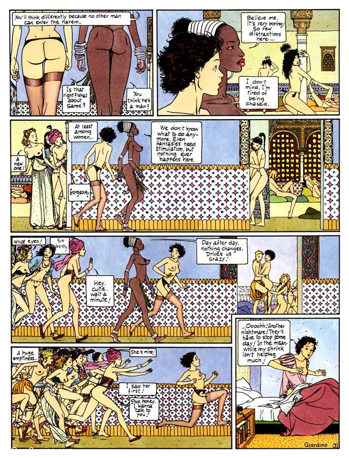 Little Ego47 free sex comic
