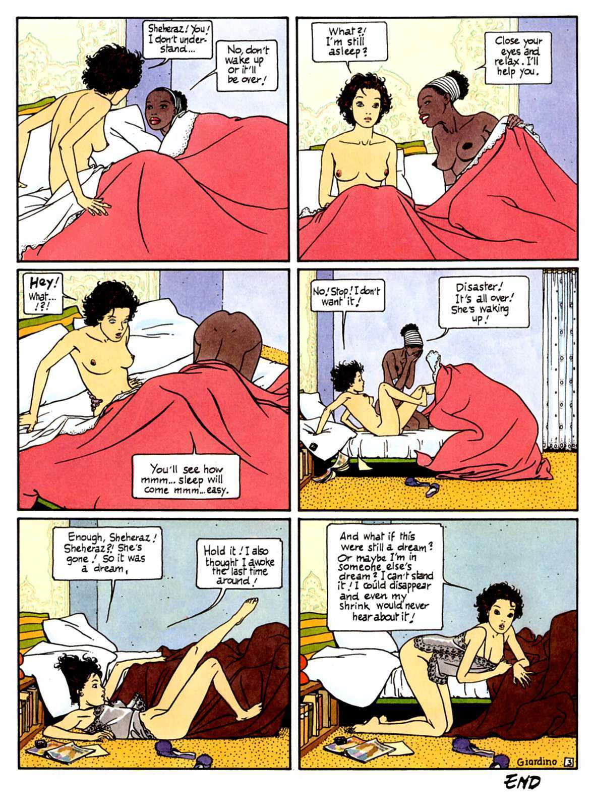 Little Ego50 free sex comic