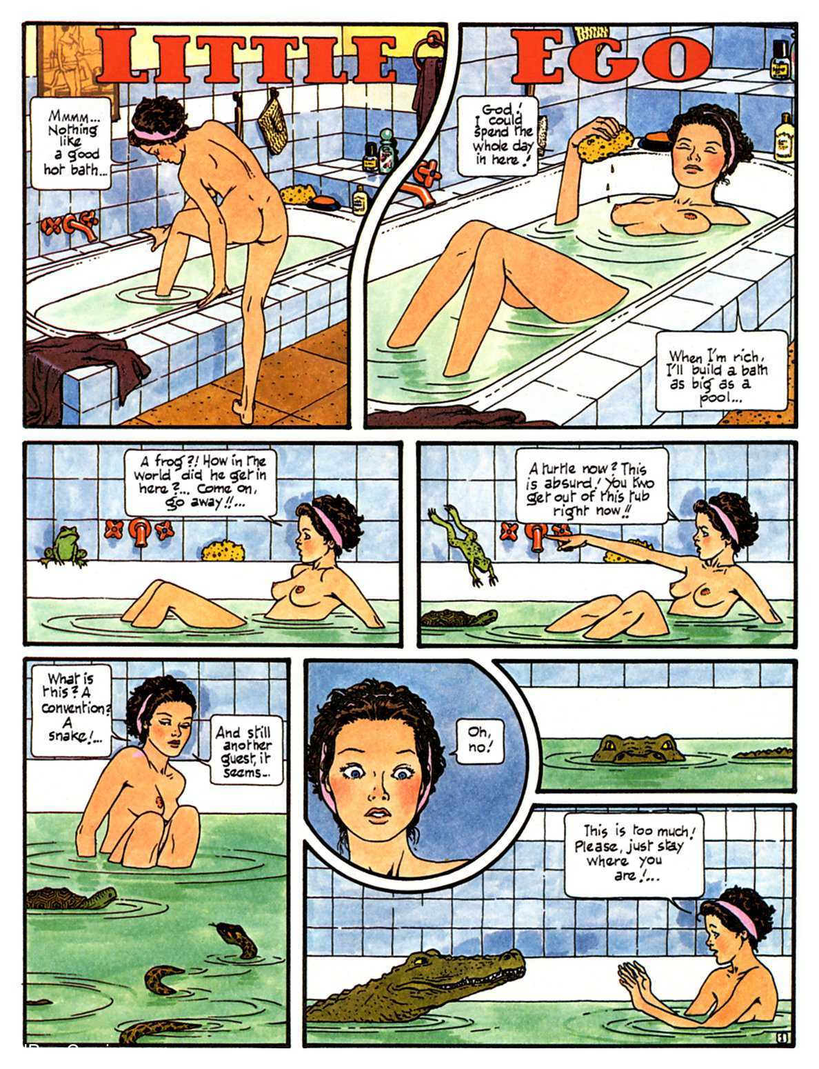 Little Ego7 free sex comic