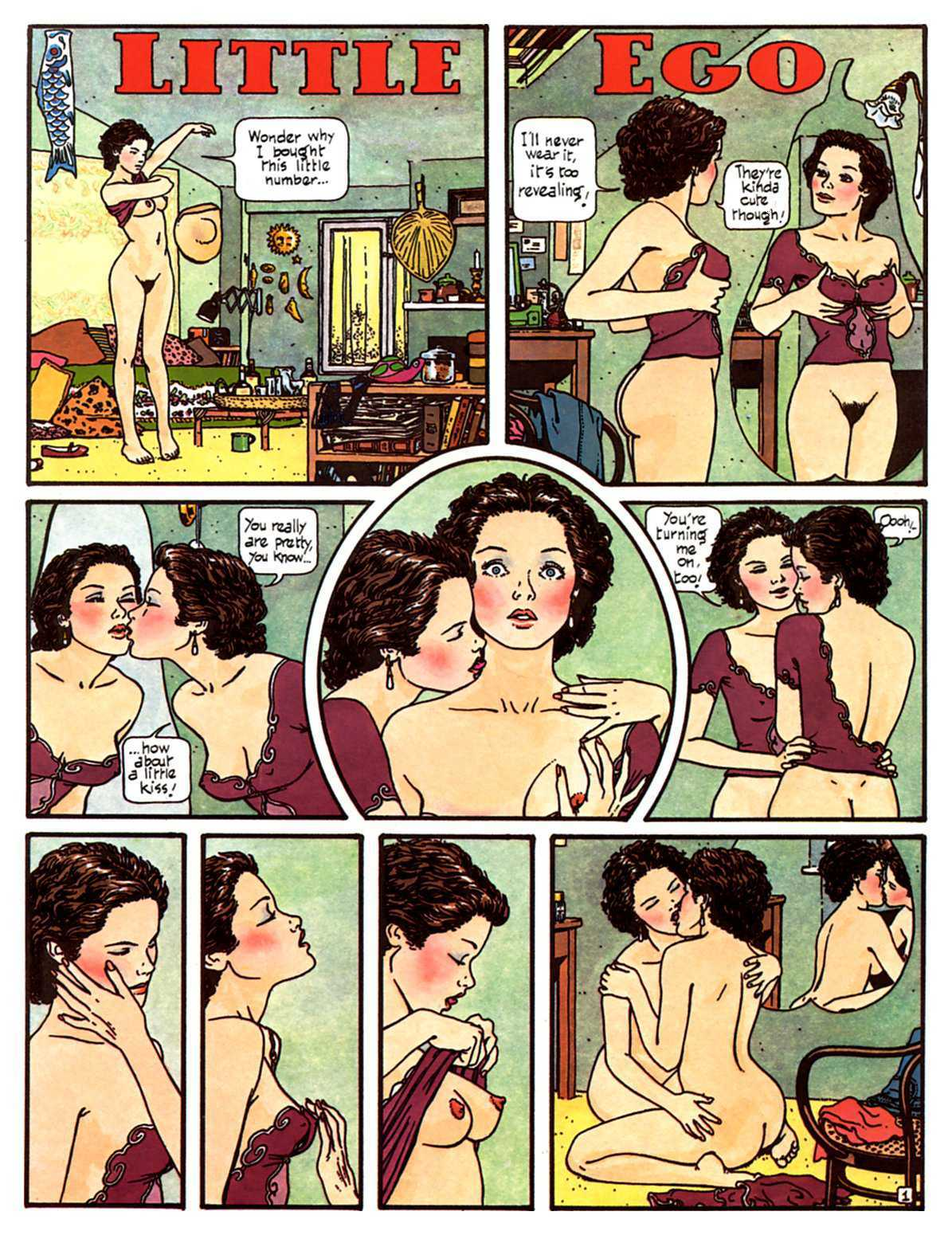 Little Ego9 free sex comic