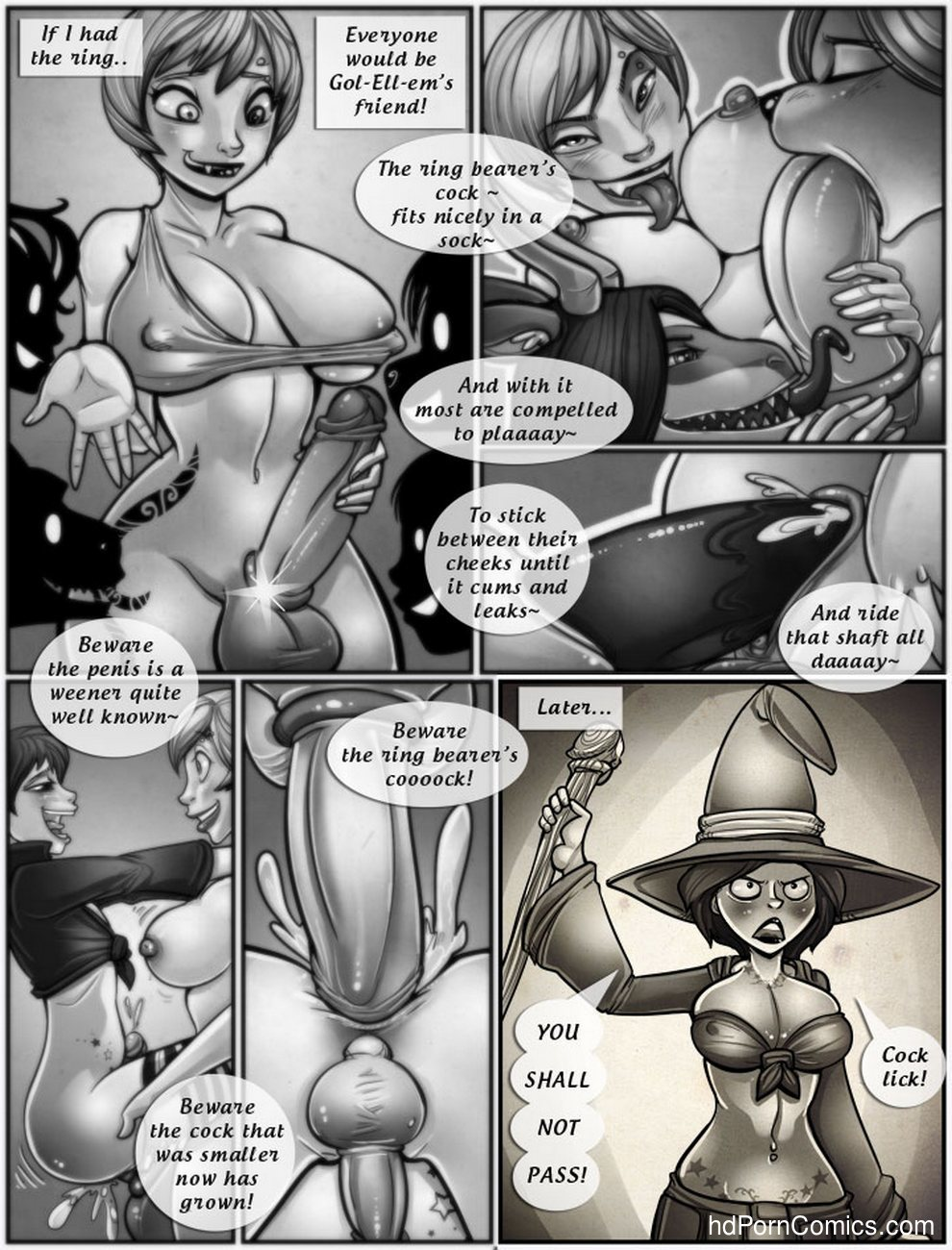 Lord Of The Cock Ring 6 free sex comic