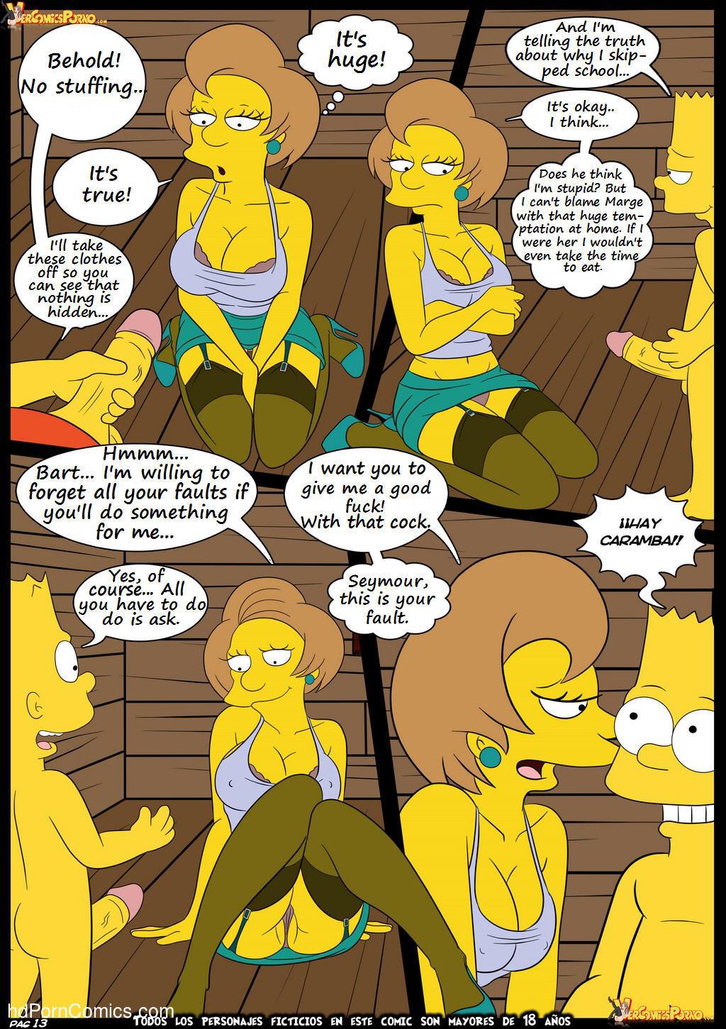 Los simpson porn