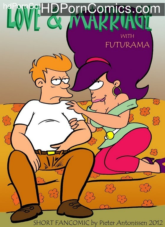 Love and Marriage Futurama xxx free Porn Comic