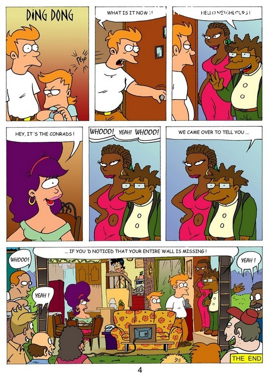 Love and Marriage Futurama xxx5 free sex comic