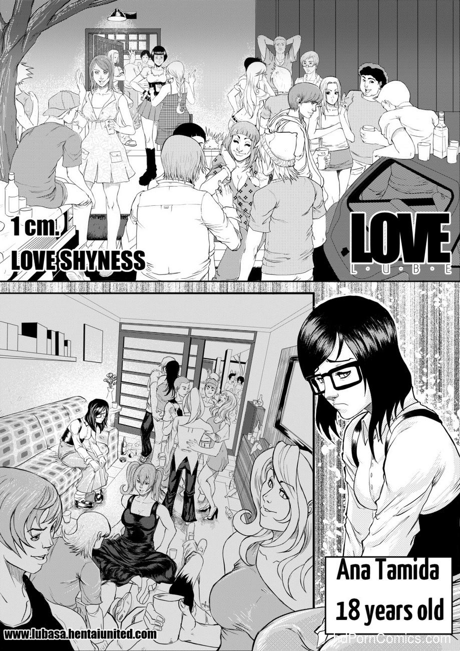 Love Lube 1 - Love Shyness 2 free sex comic