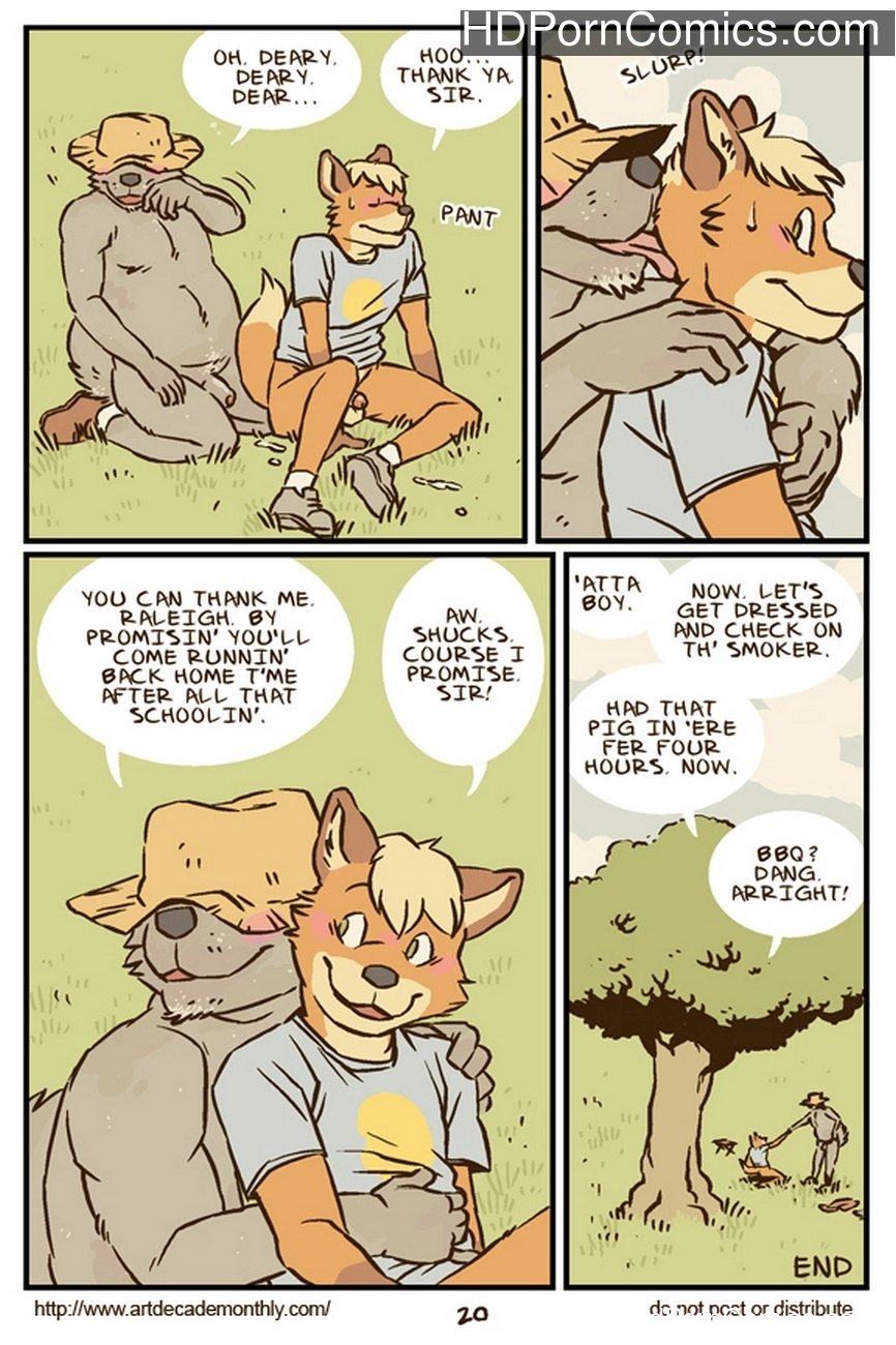 Loving Tree 1 Sex Comic