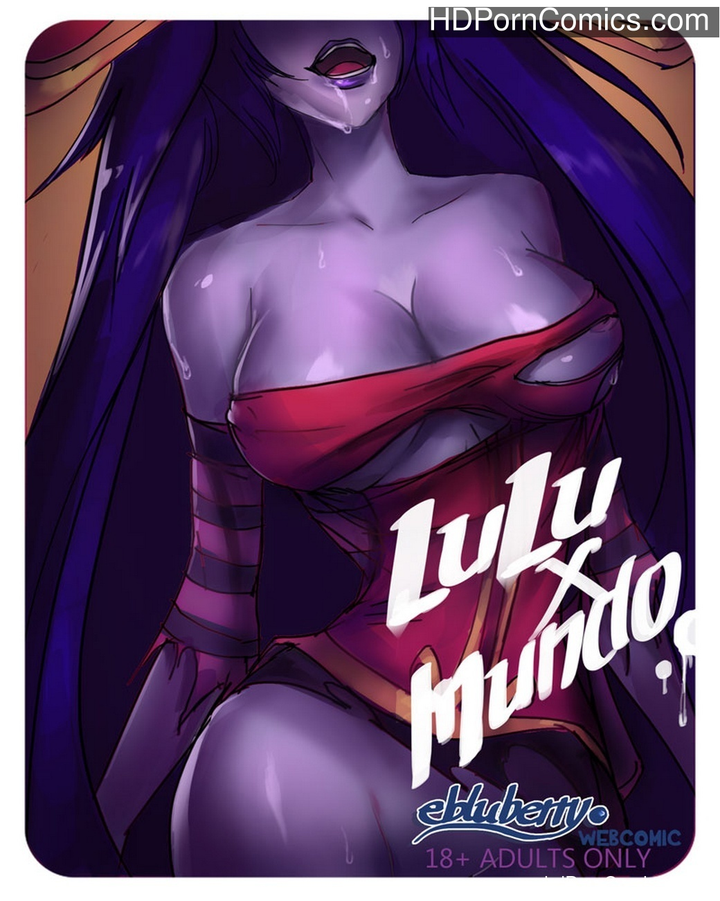 Lulu x Mundo Sex Comic
