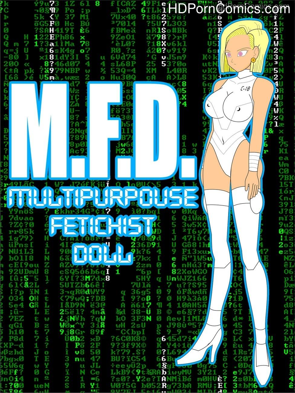 M.F.D. comic porn