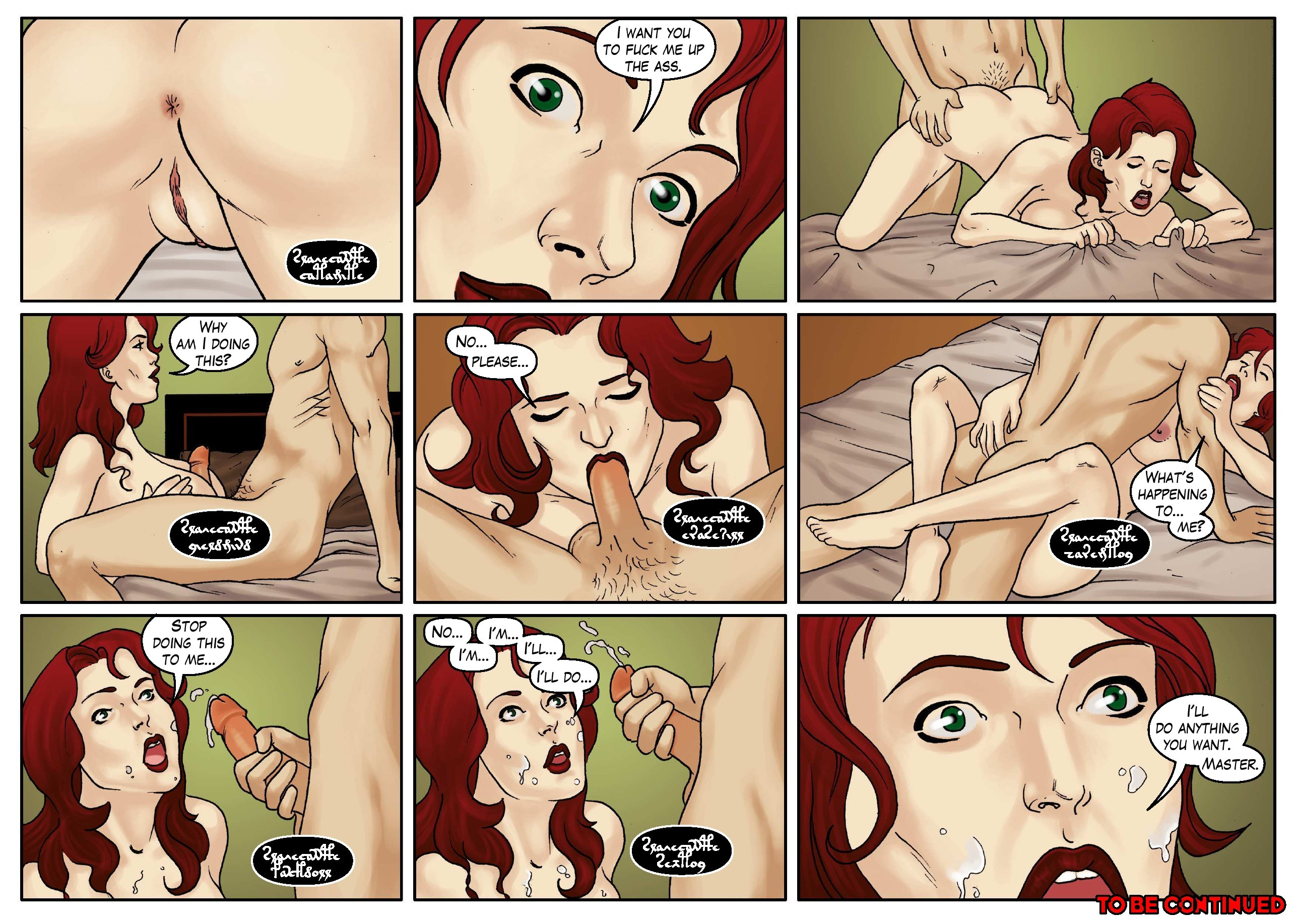 MCC- The hidden knowledge 1-16 free Cartoon Porn Comic