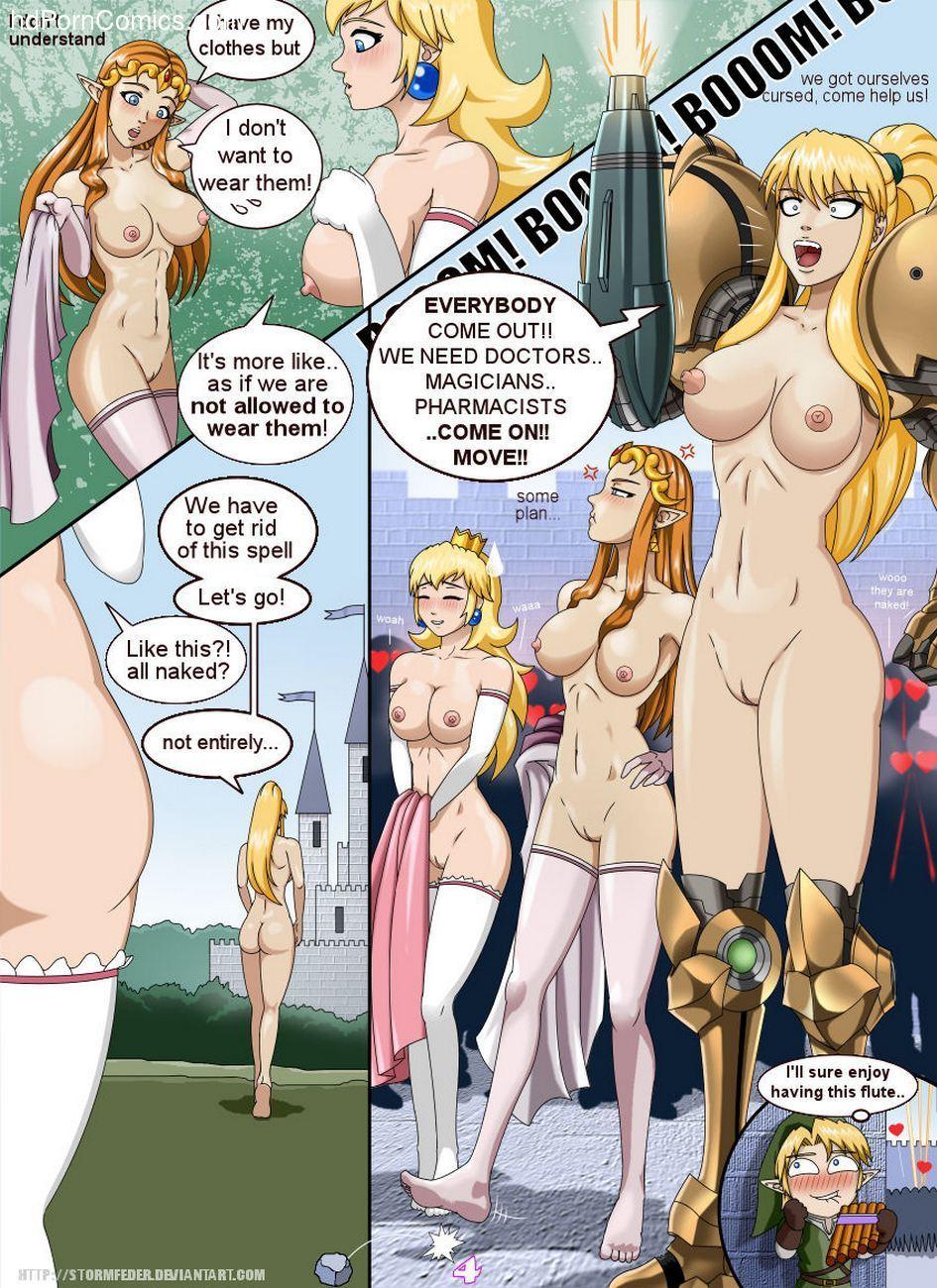 Magical Music 5 free sex comic