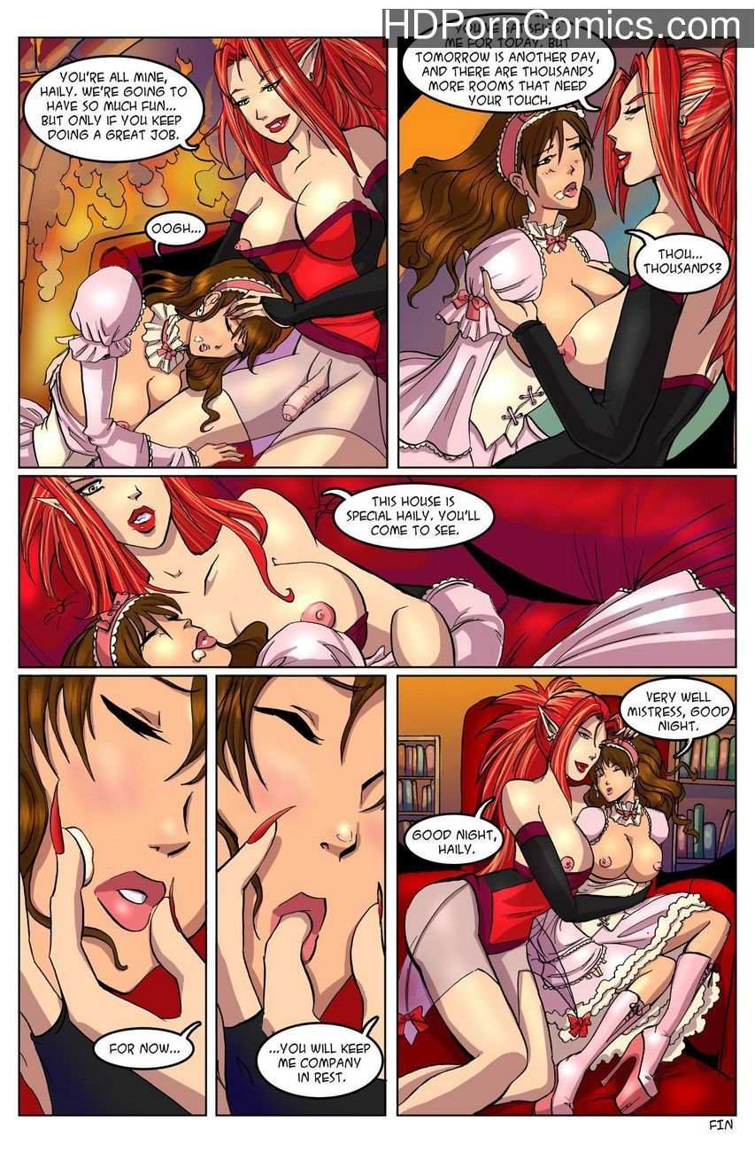Maid To Order Sex Comic