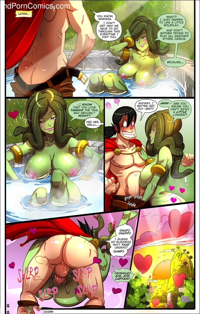 Manaworld -Hard As Stone free Cartoon Porn Comic