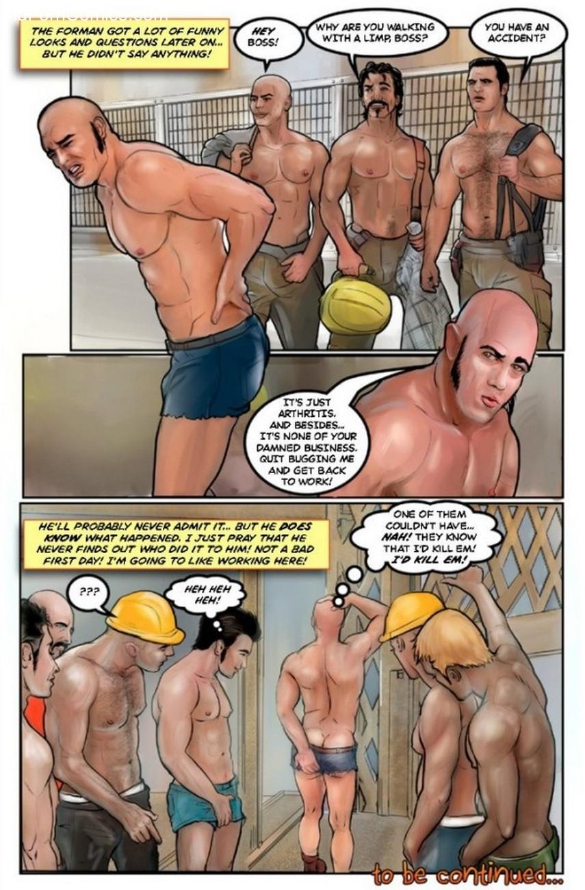 Manson 2 Sex Comic