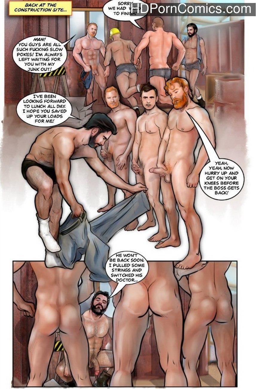 Manson 3 11 free sex comic