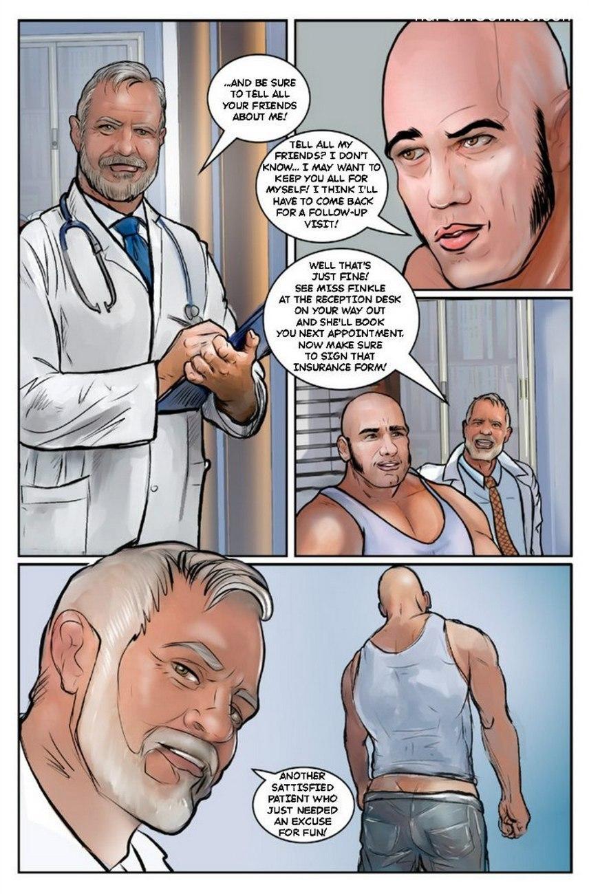Manson 3 25 free sex comic