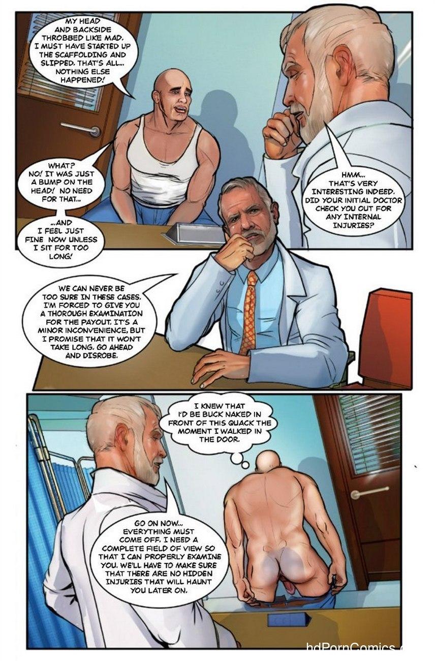Manson 3 5 free sex comic
