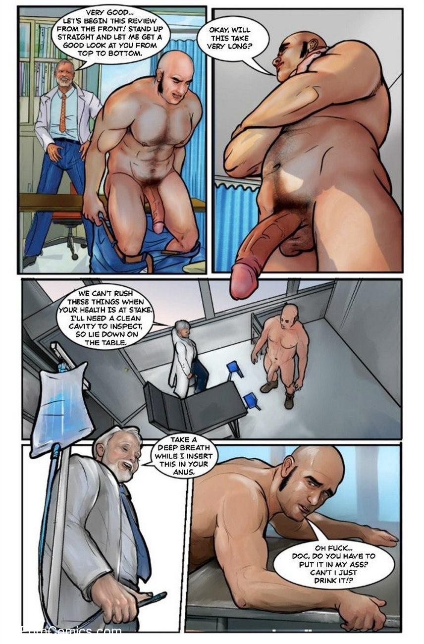 Manson 3 6 free sex comic