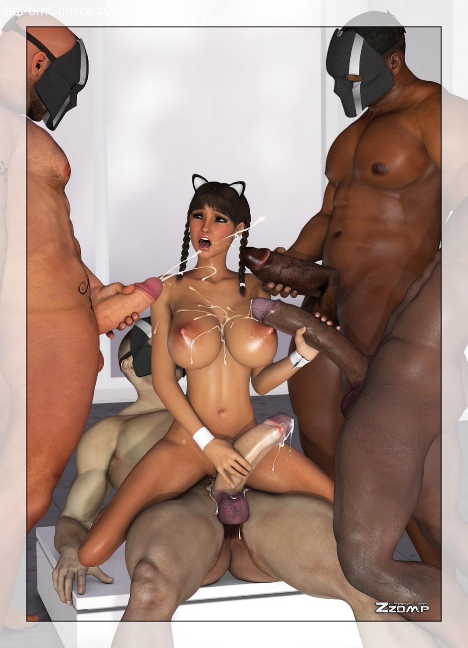 Maria Gangbang Sex Comic