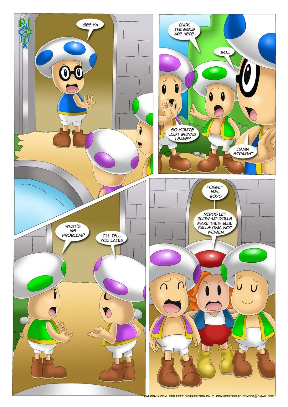 Mario Project 3 2 free sex comic