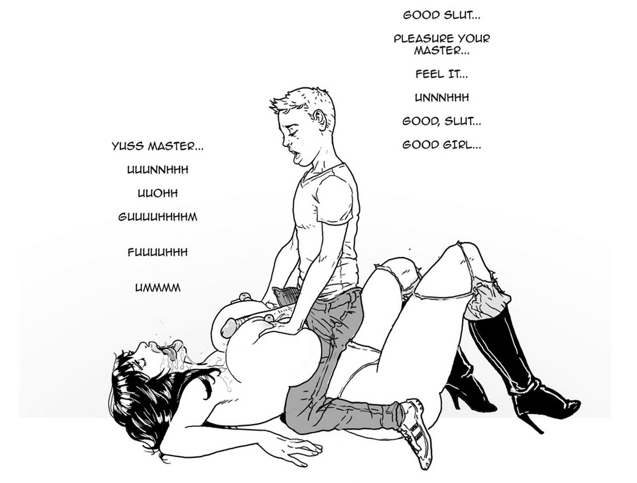 Mary Jane VS The Bimbo Toxin 25 free sex comic