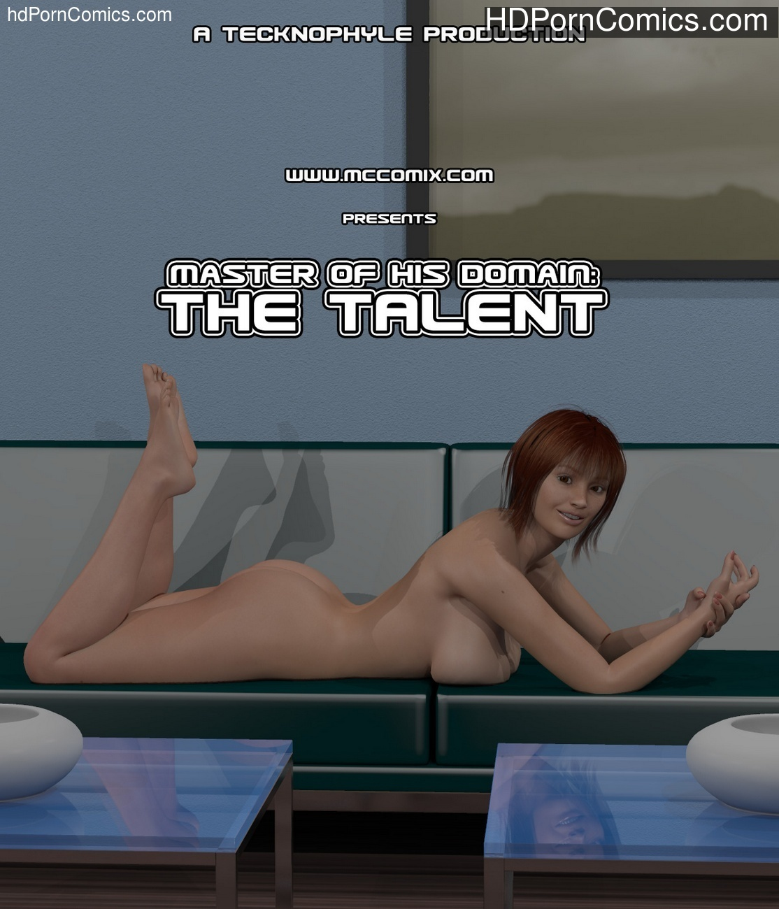 Master Of His Domain - The Talent 1 free sex comic