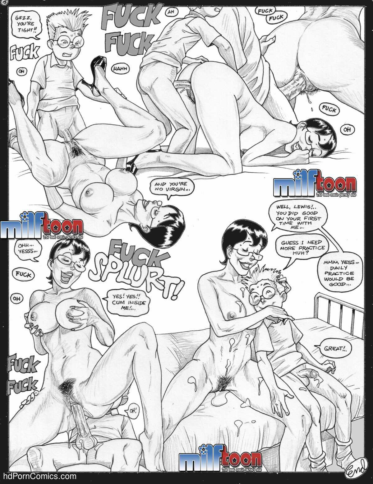 Meet the robs15 free sex comic