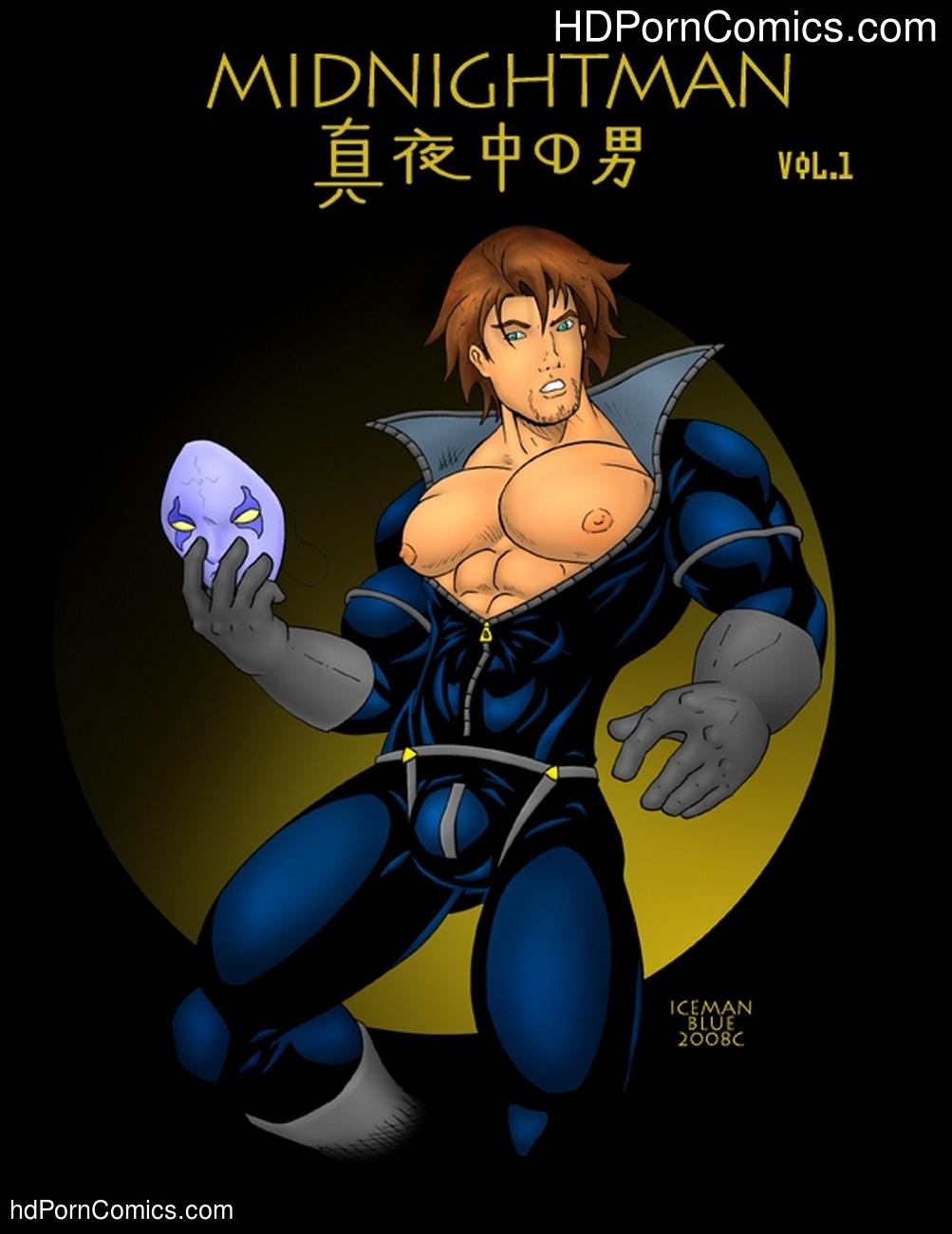 Midnightman 1 Sex Comic