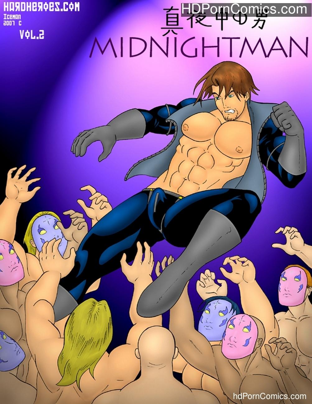 Midnightman 2 Sex Comic