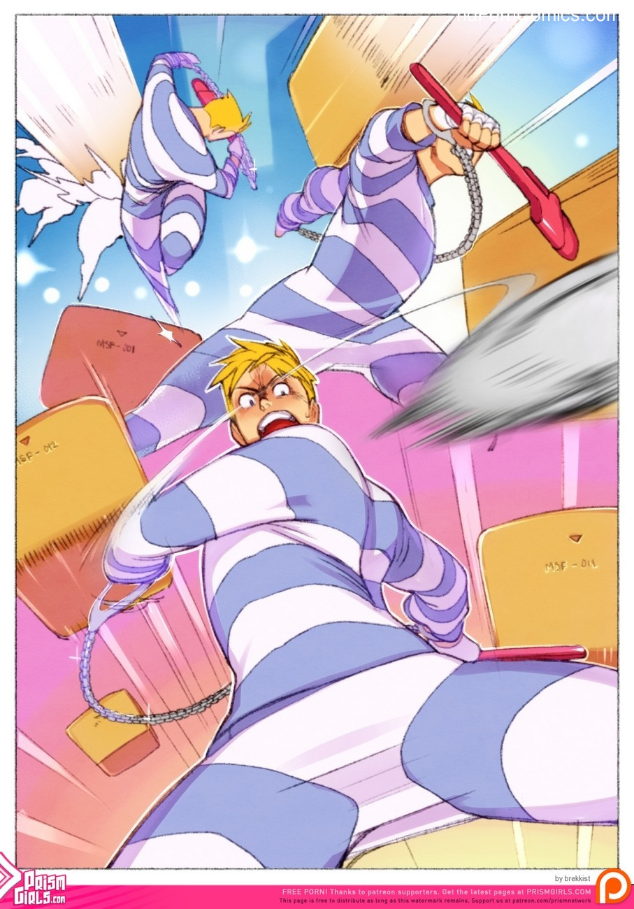 Mighty Love Switch 5 free sex comic