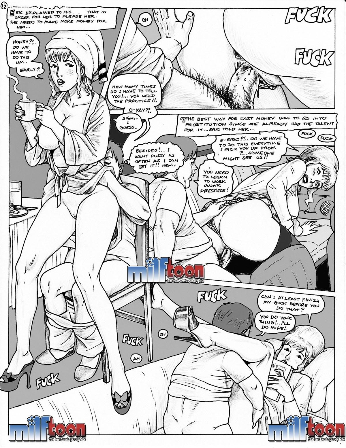 Milftoon- North Park free Porn Comic - HD Porn Comics