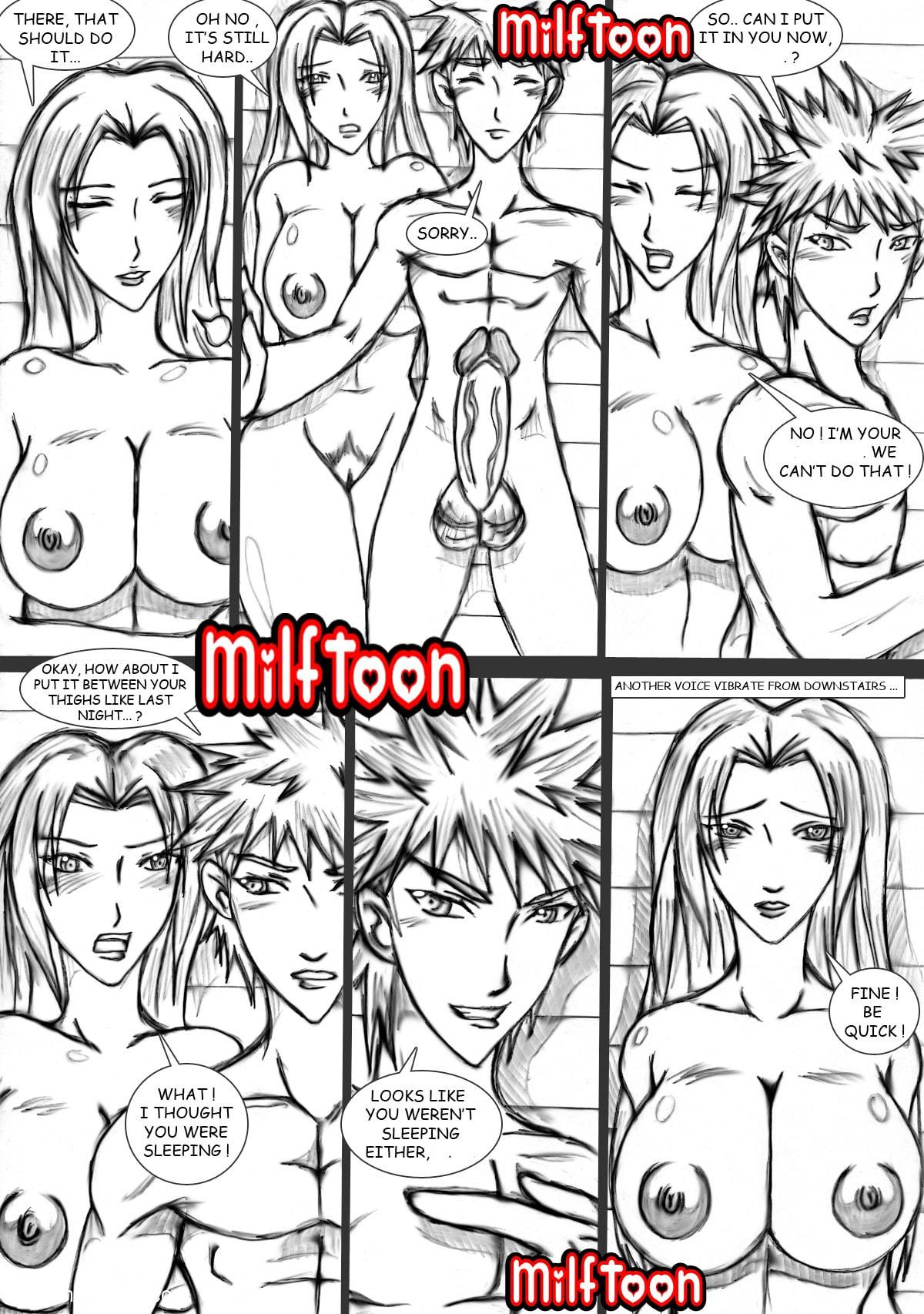 Milftoons- Resisting Mom15 free sex comic