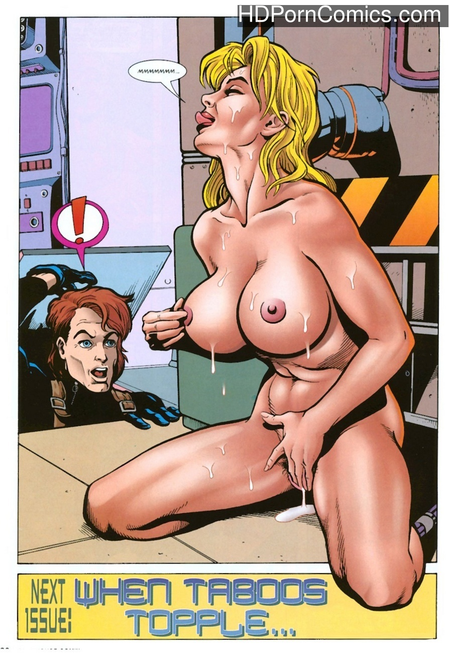 Miss Adventure – Ball In The Family Sex Comic