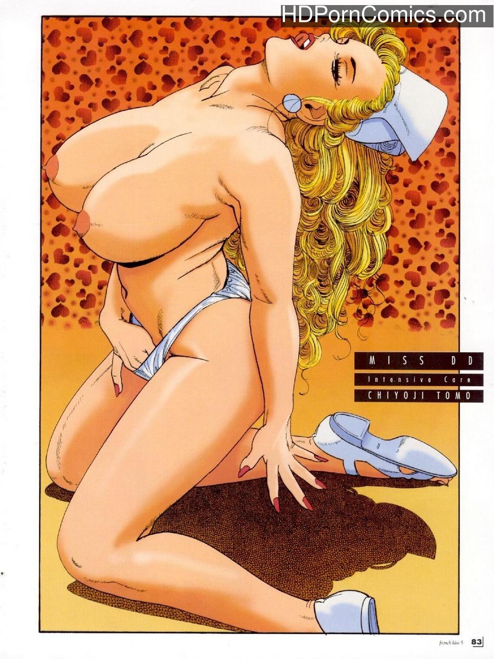 Erotic comic