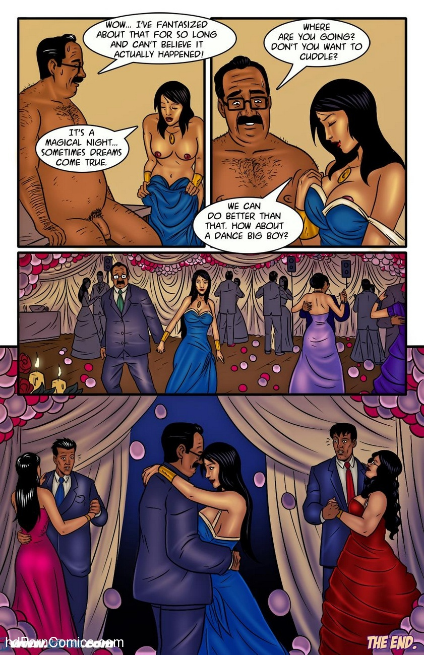 Miss Rita 13 – The School Ball Promises To Be A Ball For One Set Of Balls Sex Comic