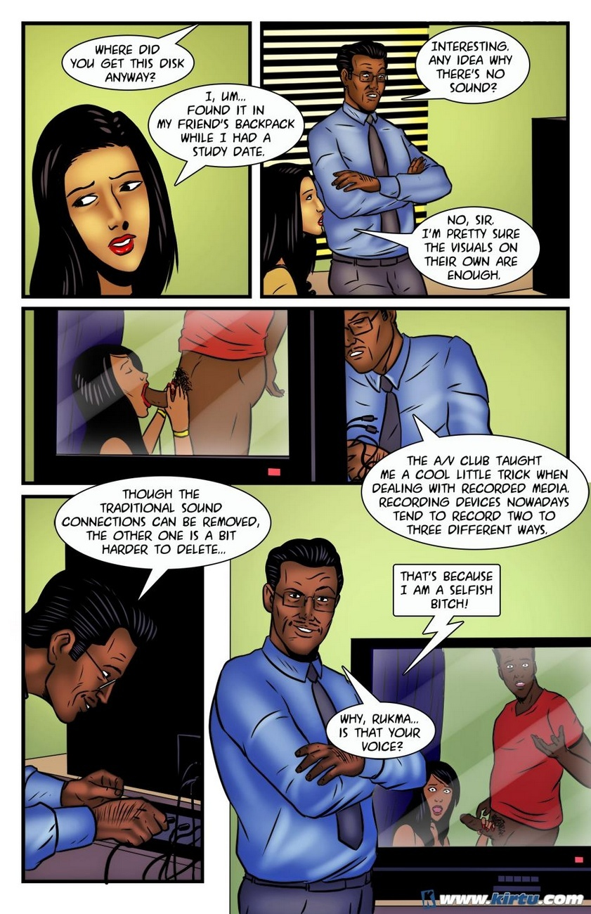 Miss Rita 18 - Rukma's Revenge Plan Plays Out 10 free sex comic