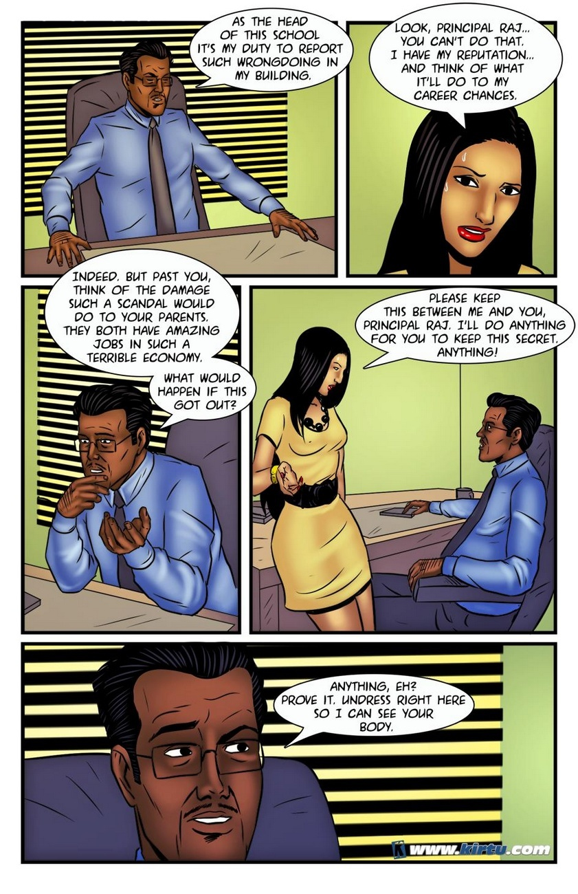 Miss Rita 18 - Rukma's Revenge Plan Plays Out 13 free sex comic
