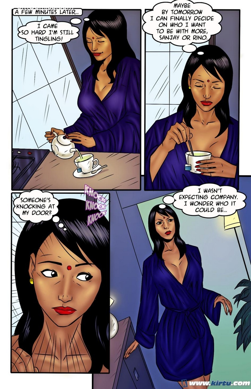 Miss Rita 8 - Talking Dirty 9 free sex comic