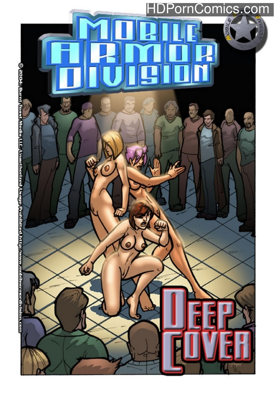 Mobile Armor Division 4 – Deep Cover Sex Comic