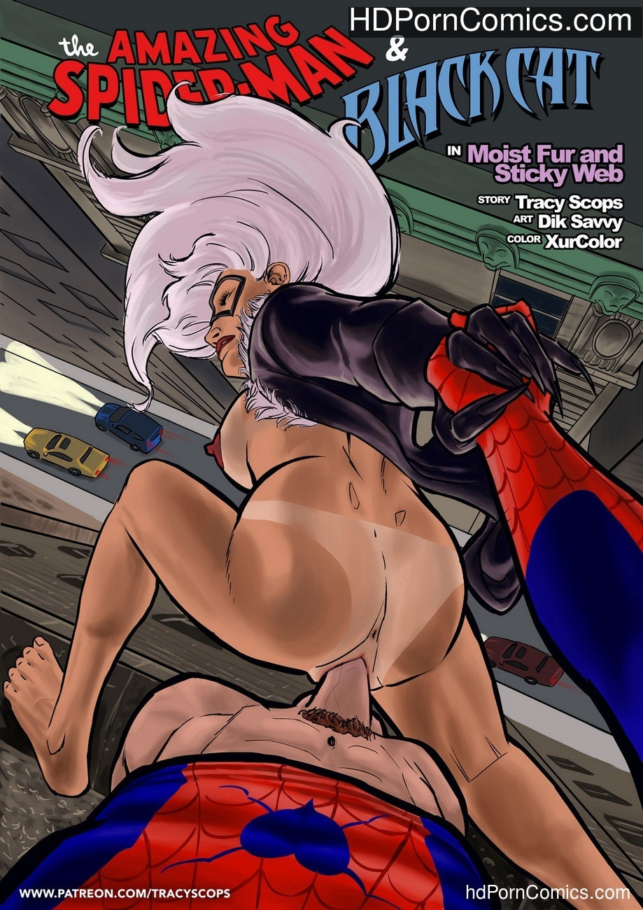 Moist Fur And Sticky Web 1 free sex comic
