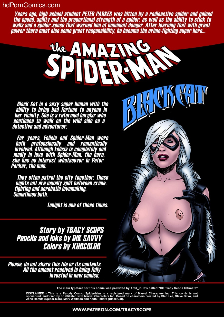 Moist Fur And Sticky Web 2 free sex comic