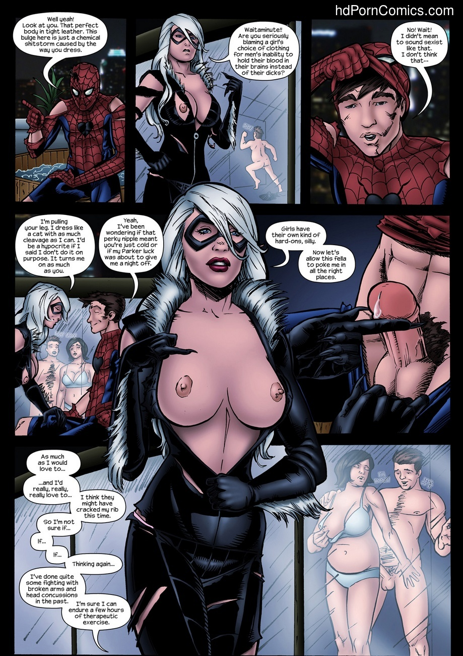 Moist Fur And Sticky Web 4 free sex comic