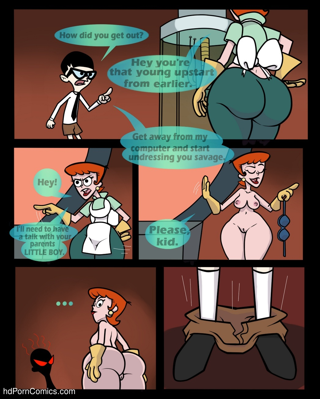 Momdark-er 2 4 free sex comic