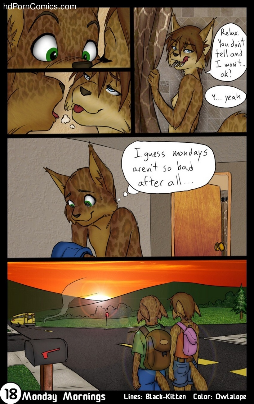 furry incest comics