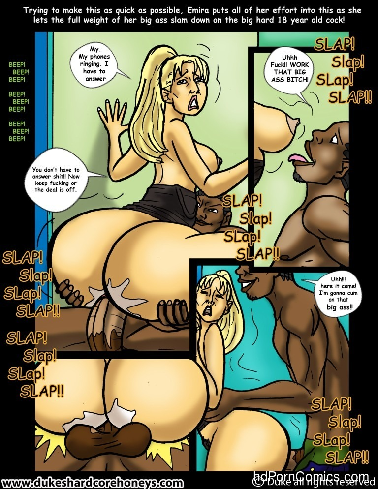 Mrs Hani 3,4 -Big Ass Lebanese Teacher17 free sex comic