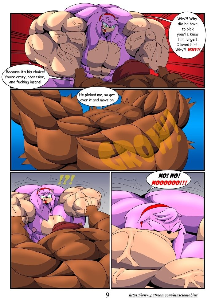 Muscle Mobius Ch. 1-3 free Cartoon Porn Comic