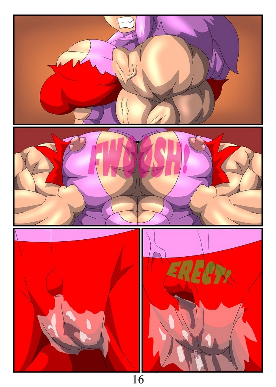 Muscle Mobius 1 17 free sex comic